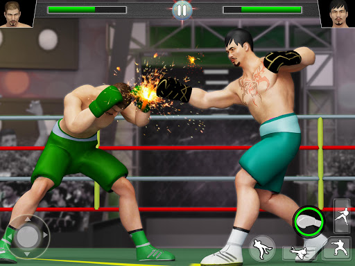 Kickboxing Fighting Games: Punch Boxing Champions 1.1.4 screenshots 9