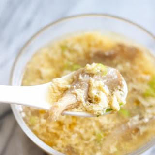 Mushroom Egg Drop Soup Recipes