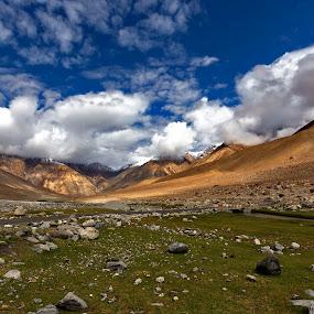 Nubra Valley by Jasminder Oberoi - Landscapes Mountains & Hills ( canon, workshop, incredible india, ladakh, landscape, leh, nature, nubra valley, photo tour, canon 5d mark iii, landscape photography, india, the footmarks, masterclass, jas fotography )