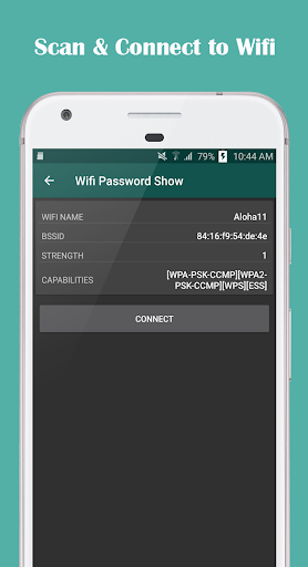 Show Wifi Password - Network Scanner 1.12 screenshots 4
