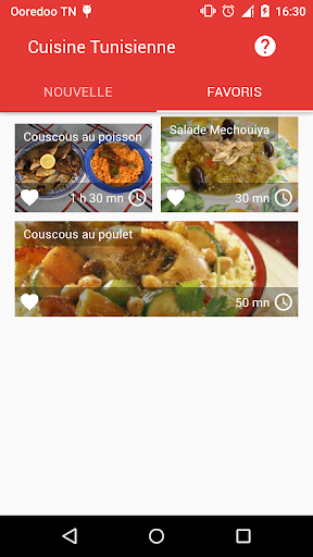 Download cuisine tunisienne facile for pc for Cuisine tunisienne
