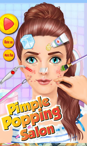 Pimple Popping Salon