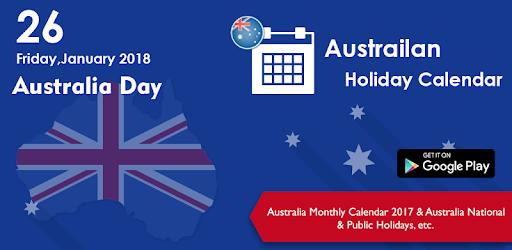 Australia Holiday Calendar Apps On Google Play