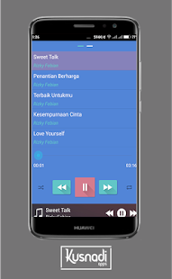 Lagu Terbaru Rizky Febian - Sweet Talk - náhled