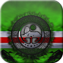 Flag of Chechnya Live Wallpaper icon