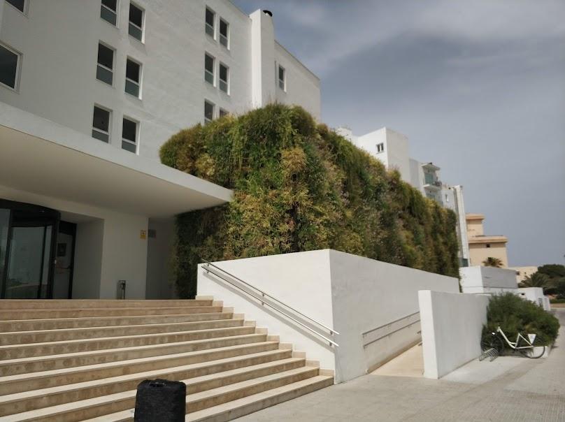 Estado actual del hotel HM Tropical de Mallorca