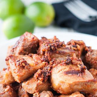Portuguese Marinated Pork Recipes.