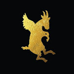 Logo of Abbey Of Holy Goats The Lazy Goat