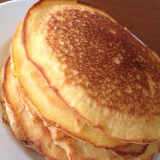 Breakfast Pancakes Bacon And Eggs Recipes.