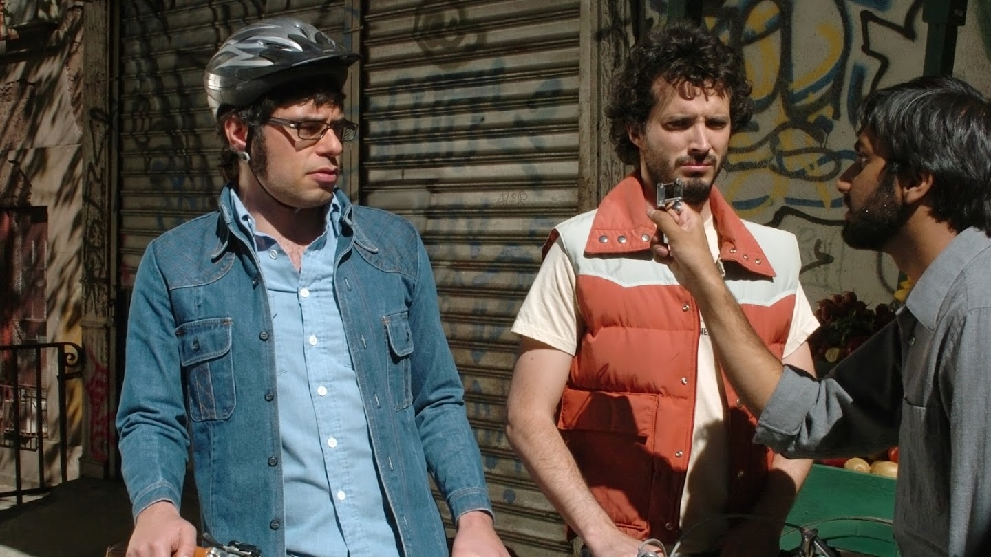 Watch Flight of the Conchords live*