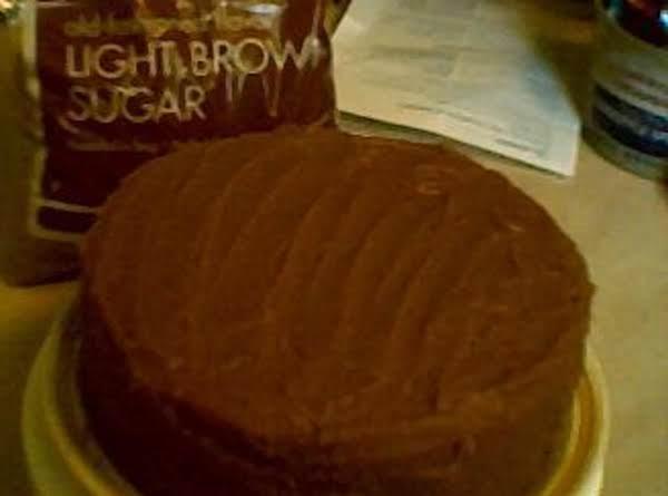 Caramel Cake Recipe