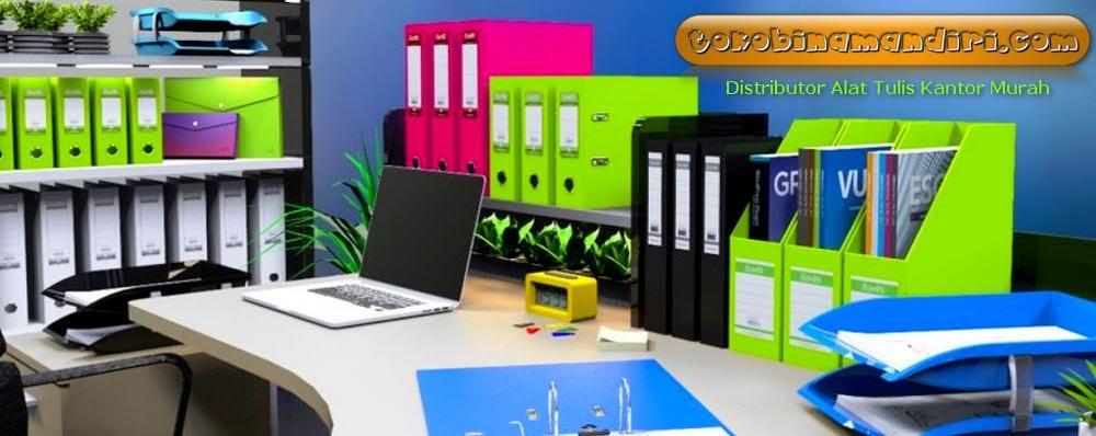 bantex warna Baru Pesan di bina Mandiri stationery