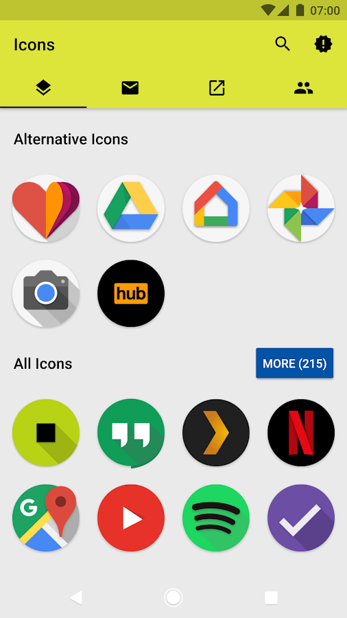 Pixelized - Pixel Icon Pack- screenshot