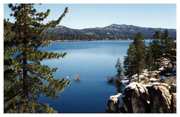 Big Bear Lake Pinch Off The Net