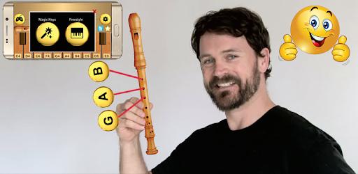 Приложения в Google Play – Real Flute & Recorder - Magic Tiles ...