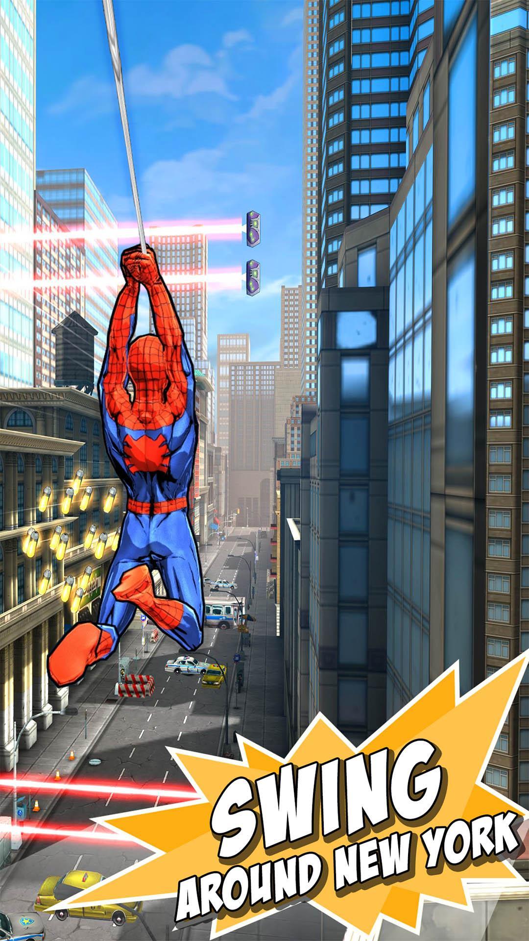 Spider-Man Unlimited screenshot #1