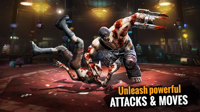 Zombie Deathmatch- screenshot