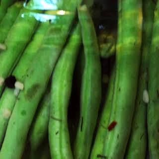 Crisp Pickled Green Beans.