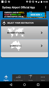 Sydney Airport- screenshot thumbnail