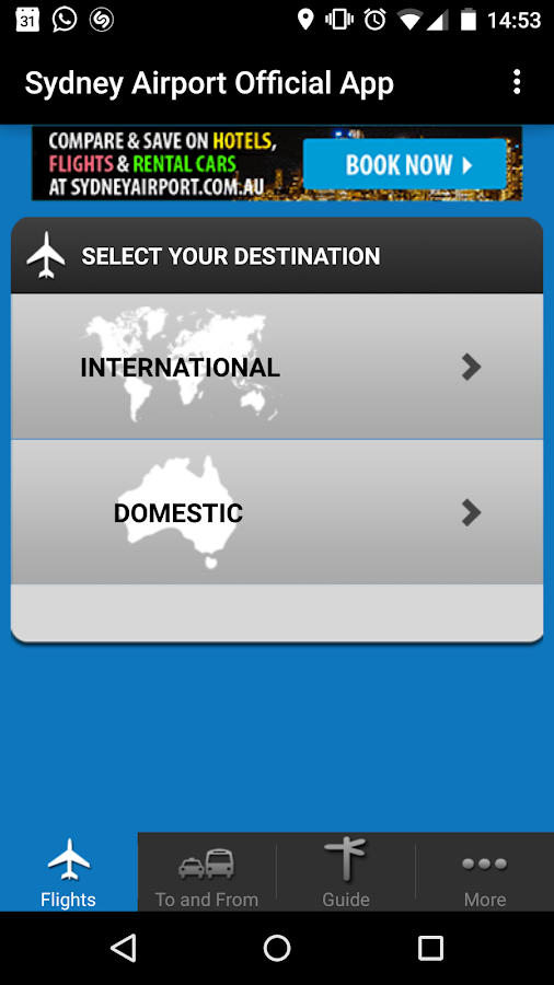 taxi service sydney domestic airport code - photo#34