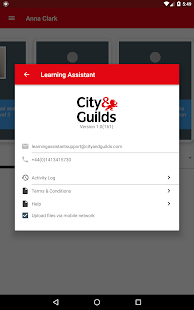 Learning Assistant- screenshot thumbnail
