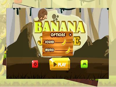 Banana Jungle Kong Run screenshot 7