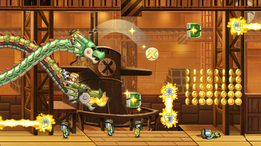 Jetpack Joyride apktreat screenshots 1