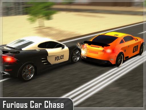 玩模擬App|警察追車粉碎警察追車粉碎免費|APP試玩