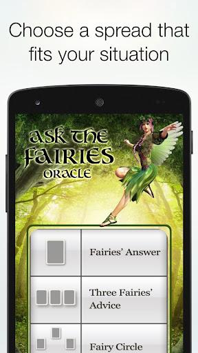 Ask the Fairies screenshot