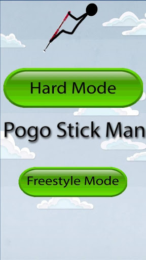 Pogo Stick Man