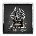 Iron Throne Keyboar Theme icon