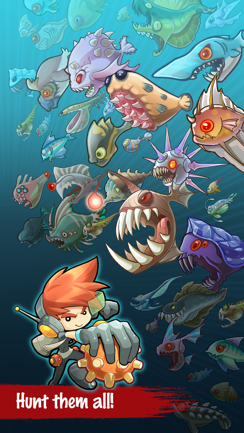 Mobfish Hunter Screenshot 2