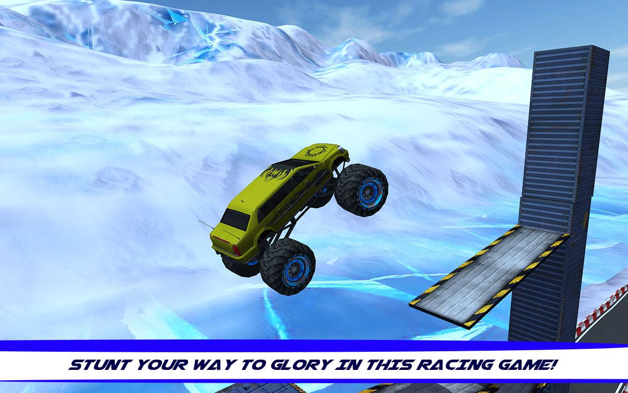 Monster Hill Limo: Galaxy Rage- screenshot