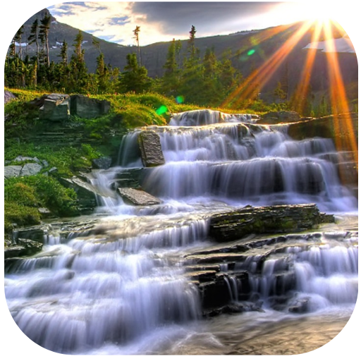 Waterfall Wallpaper Live 3D