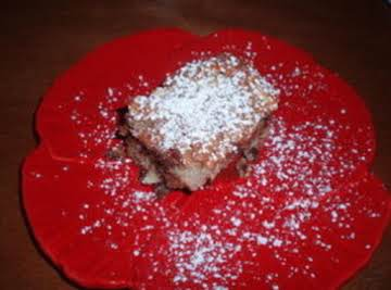 Apple Chip Snacking Cake