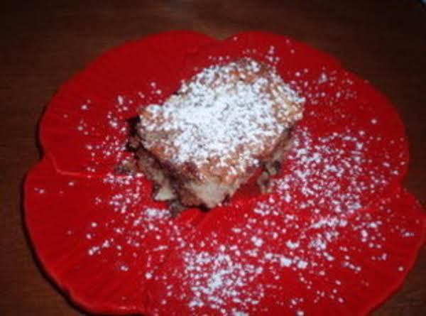 Apple Chip Snacking Cake Recipe
