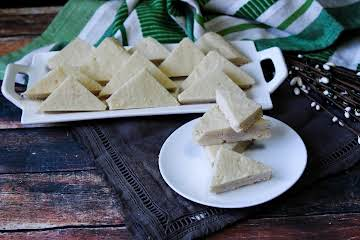 Real Deal Irish Shortbread Cookies