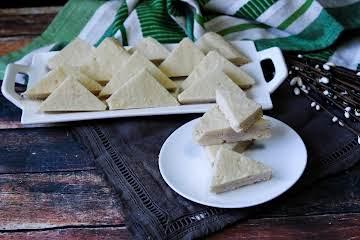 Real Deal Irish Shortbread Cookies