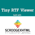 Tiny RTF Viewer icon