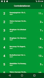 Hållplatsen Skåne - náhled
