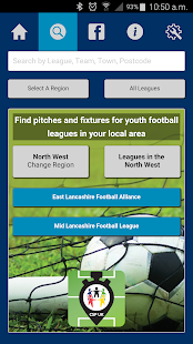 CSP UK Pitch Finder- screenshot thumbnail