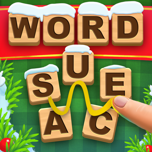 Word Sauce: Free Word Connect Puzzle (game)