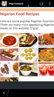 Nigerian food recipes android apps on google play nigerian food recipes screenshot thumbnail forumfinder Gallery