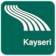 Kayseri Map offline