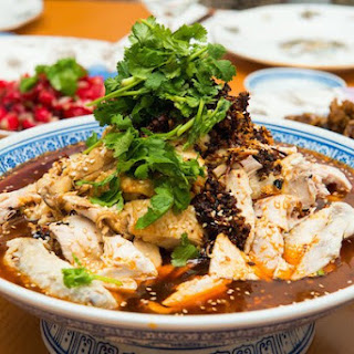 Chef Li'S Mouth Numbing Chicken in Chilli Sauce Recipe