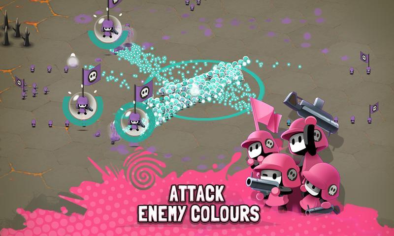 android Tactile Wars Screenshot 10
