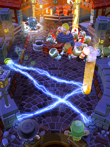 Zombie Rollerz - Pinball Adventure screenshot 24