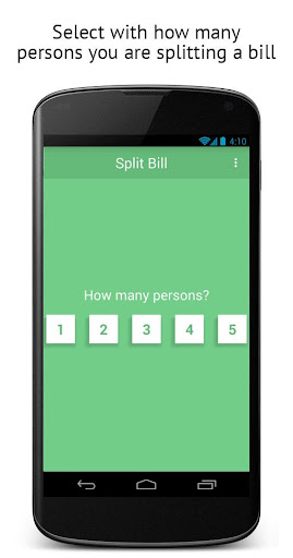 Split Bill
