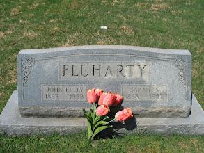 Photo: Fluharty, John Kelly and Sarah S.
