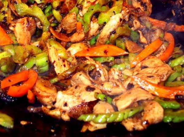 Chicken And Veggie Stir Fry Recipe